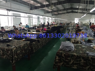 Military Uniform Stitching room