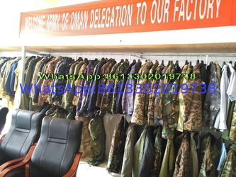 Wuhan Litailai Clothes(Military Uniform) Co., Ltd.